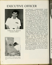 Page 12, 1984 Edition, Bronstein (FF 1037) - Naval Cruise Book online yearbook collection