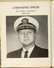 Page 10, 1968 Edition, Brooke (DEG 1) - Naval Cruise Book online yearbook collection