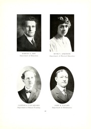 Page 17, 1915 Edition, Kent State University - Chestnut Burr Yearbook (Kent, OH) online yearbook collection