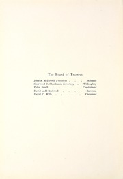 Page 10, 1921 Edition, Kent State University - Chestnut Burr Yearbook (Kent, OH) online yearbook collection