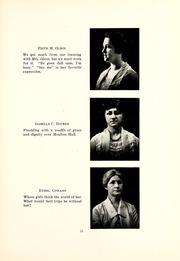 Page 17, 1921 Edition, Kent State University - Chestnut Burr Yearbook (Kent, OH) online yearbook collection