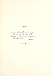 Page 7, 1921 Edition, Kent State University - Chestnut Burr Yearbook (Kent, OH) online yearbook collection