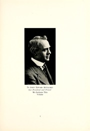 Page 9, 1921 Edition, Kent State University - Chestnut Burr Yearbook (Kent, OH) online yearbook collection