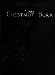 Page 1, 1934 Edition, Kent State University - Chestnut Burr Yearbook (Kent, OH) online yearbook collection