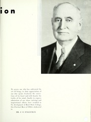 Page 13, 1934 Edition, Kent State University - Chestnut Burr Yearbook (Kent, OH) online yearbook collection