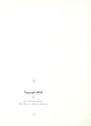 Page 6, 1934 Edition, Kent State University - Chestnut Burr Yearbook (Kent, OH) online yearbook collection