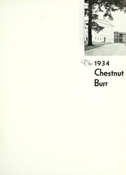 Page 7, 1934 Edition, Kent State University - Chestnut Burr Yearbook (Kent, OH) online yearbook collection
