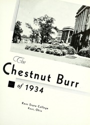 Page 9, 1934 Edition, Kent State University - Chestnut Burr Yearbook (Kent, OH) online yearbook collection