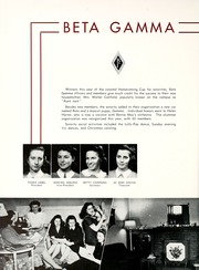 Page 200, 1941 Edition, Kent State University - Chestnut Burr Yearbook (Kent, OH) online yearbook collection