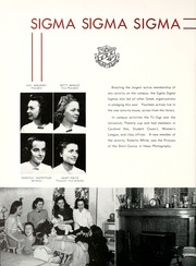 Page 208, 1941 Edition, Kent State University - Chestnut Burr Yearbook (Kent, OH) online yearbook collection
