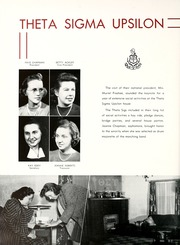 Page 210, 1941 Edition, Kent State University - Chestnut Burr Yearbook (Kent, OH) online yearbook collection