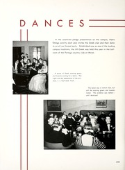 Page 214, 1941 Edition, Kent State University - Chestnut Burr Yearbook (Kent, OH) online yearbook collection