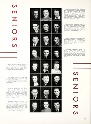 Page 80, 1941 Edition, Kent State University - Chestnut Burr Yearbook (Kent, OH) online yearbook collection