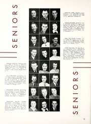 Page 84, 1941 Edition, Kent State University - Chestnut Burr Yearbook (Kent, OH) online yearbook collection