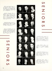 Page 85, 1941 Edition, Kent State University - Chestnut Burr Yearbook (Kent, OH) online yearbook collection