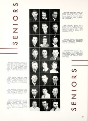 Page 88, 1941 Edition, Kent State University - Chestnut Burr Yearbook (Kent, OH) online yearbook collection