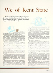 Page 11, 1947 Edition, Kent State University - Chestnut Burr Yearbook (Kent, OH) online yearbook collection