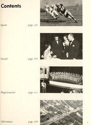 Page 7, 1950 Edition, Kent State University - Chestnut Burr Yearbook (Kent, OH) online yearbook collection