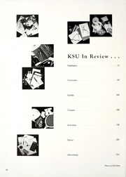 Page 14, 1952 Edition, Kent State University - Chestnut Burr Yearbook (Kent, OH) online yearbook collection