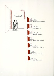 Page 10, 1953 Edition, Kent State University - Chestnut Burr Yearbook (Kent, OH) online yearbook collection