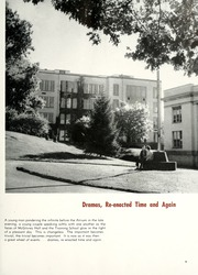 Page 13, 1953 Edition, Kent State University - Chestnut Burr Yearbook (Kent, OH) online yearbook collection