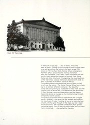 Page 8, 1953 Edition, Kent State University - Chestnut Burr Yearbook (Kent, OH) online yearbook collection