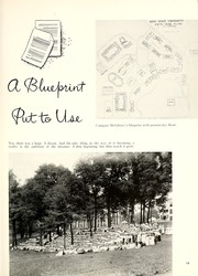 Page 17, 1955 Edition, Kent State University - Chestnut Burr Yearbook (Kent, OH) online yearbook collection