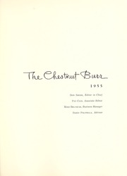 Page 5, 1955 Edition, Kent State University - Chestnut Burr Yearbook (Kent, OH) online yearbook collection