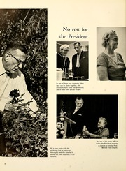 Page 12, 1962 Edition, Kent State University - Chestnut Burr Yearbook (Kent, OH) online yearbook collection