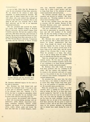 Page 16, 1962 Edition, Kent State University - Chestnut Burr Yearbook (Kent, OH) online yearbook collection