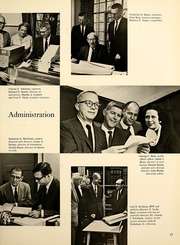 Page 17, 1962 Edition, Kent State University - Chestnut Burr Yearbook (Kent, OH) online yearbook collection