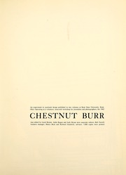 Page 5, 1962 Edition, Kent State University - Chestnut Burr Yearbook (Kent, OH) online yearbook collection