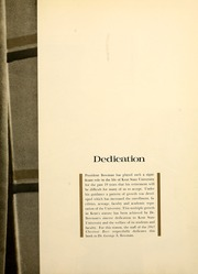 Page 9, 1963 Edition, Kent State University - Chestnut Burr Yearbook (Kent, OH) online yearbook collection