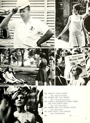 Page 11, 1968 Edition, Kent State University - Chestnut Burr Yearbook (Kent, OH) online yearbook collection