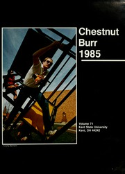 Page 5, 1985 Edition, Kent State University - Chestnut Burr Yearbook (Kent, OH) online yearbook collection