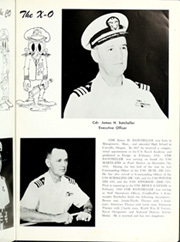 Page 13, 1959 Edition, Bryce Canyon (AD 36) - Naval Cruise Book online yearbook collection