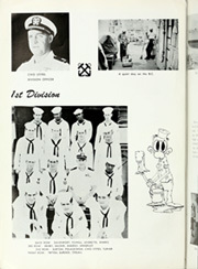Page 16, 1959 Edition, Bryce Canyon (AD 36) - Naval Cruise Book online yearbook collection