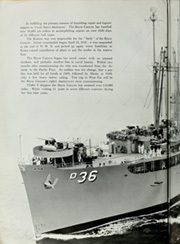 Page 6, 1959 Edition, Bryce Canyon (AD 36) - Naval Cruise Book online yearbook collection