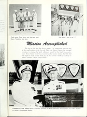 Page 9, 1959 Edition, Bryce Canyon (AD 36) - Naval Cruise Book online yearbook collection