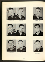 Page 44, 1968 Edition, Buchanan (DDG 14) - Naval Cruise Book online yearbook collection