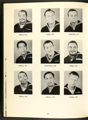 Page 54, 1968 Edition, Buchanan (DDG 14) - Naval Cruise Book online yearbook collection