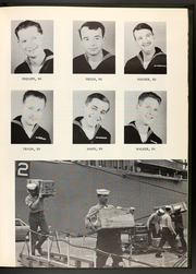 Page 57, 1968 Edition, Buchanan (DDG 14) - Naval Cruise Book online yearbook collection
