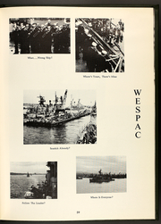 Page 61, 1968 Edition, Buchanan (DDG 14) - Naval Cruise Book online yearbook collection