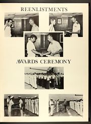 Page 11, 1970 Edition, Buchanan (DDG 14) - Naval Cruise Book online yearbook collection