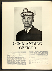 Page 6, 1970 Edition, Buchanan (DDG 14) - Naval Cruise Book online yearbook collection