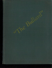 1944 Edition, Bullard (DD 660) - Naval Cruise Book