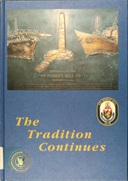1992 Edition, Bunker Hill (CG 52) - Naval Cruise Book