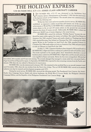 Page 14, 1992 Edition, Bunker Hill (CG 52) - Naval Cruise Book online yearbook collection