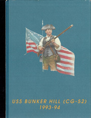 1994 Edition, Bunker Hill (CG 52) - Naval Cruise Book