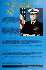 Page 9, 1994 Edition, Bunker Hill (CG 52) - Naval Cruise Book online yearbook collection